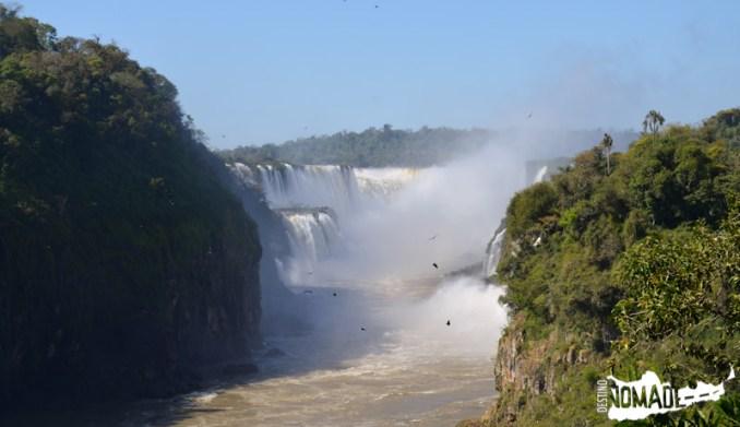 Garganta del Diablo en PN Iguazú