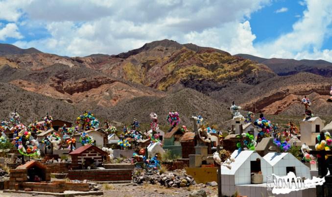 Cementerio de Huacalera, Quebrada de Humahuaca