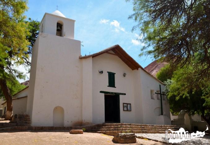 Iglesia de Purmamarca, Quebrada de Humahuaca