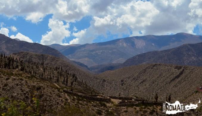 Pucará de Tilcara, Quebrada de Humahuaca