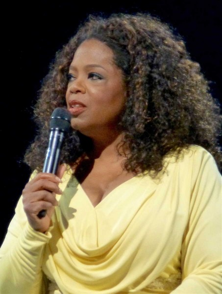 Birth Chart Oprah Winfrey (Aquarius) - Zodiac Sign Astrology
