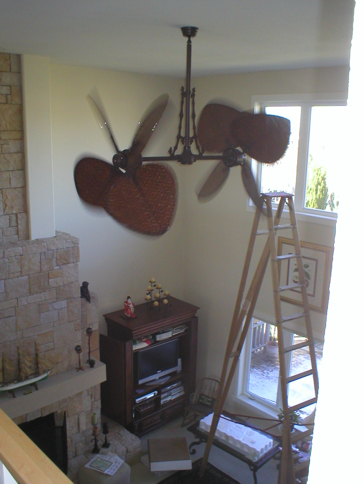 Ceiling Fan For Great Room Destiny Electric Service Services