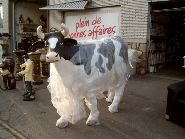 Grossiste Meuble Vache Grandeur Nature Be Trade Destockage Grossiste