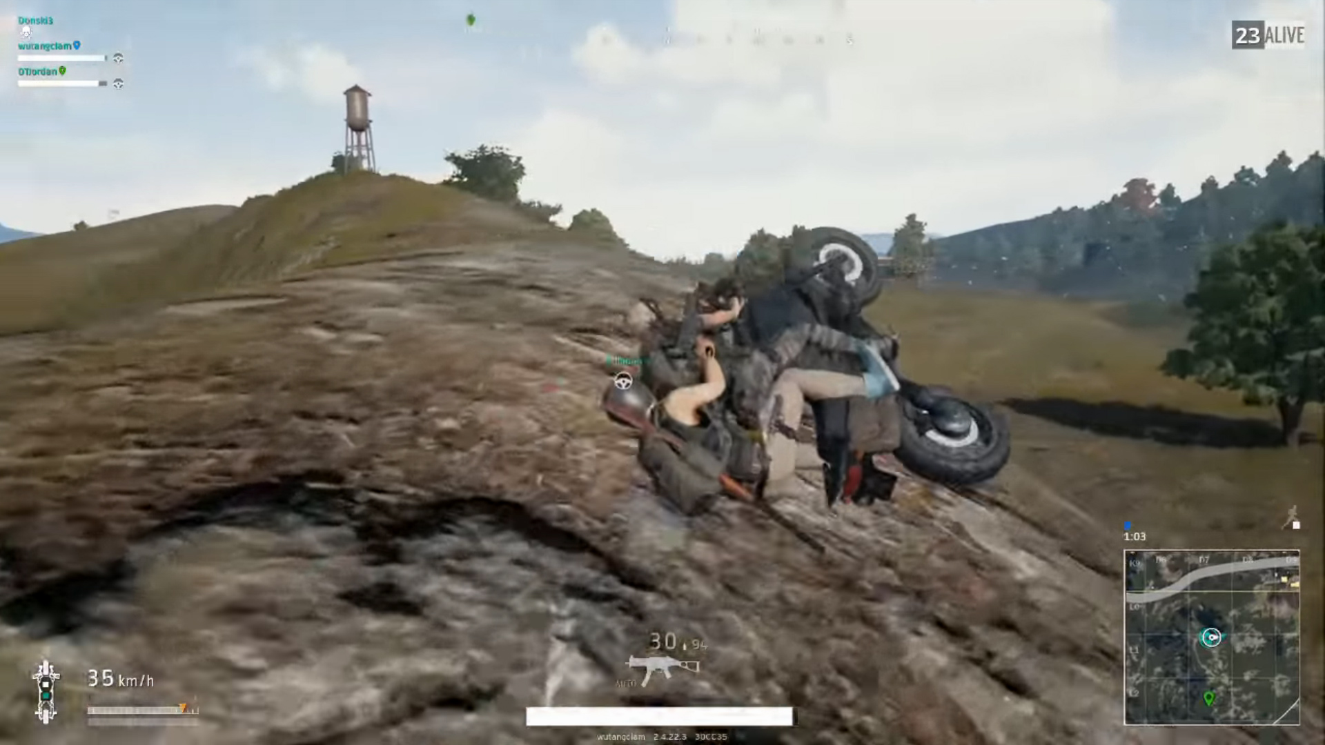 Pubg Multiplayer The D Team Went On A Wild Ride In Pubg And I Have No Clue How We