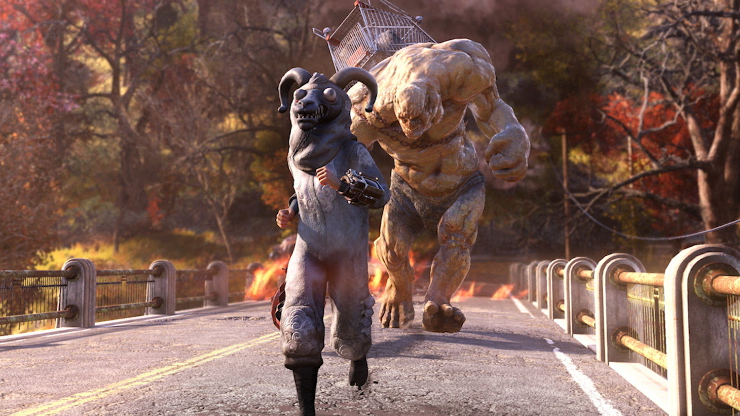 Fallout 76 Fallout 76 S Massive Wild Appalachia Update Is Out