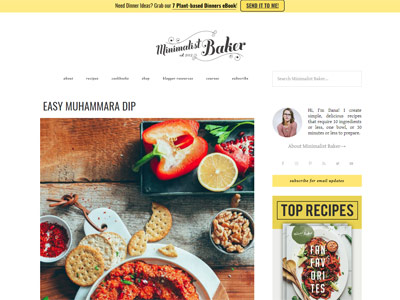 The 50 Best Food  Cooking Blogs You Should Read in 2019 / Detailed