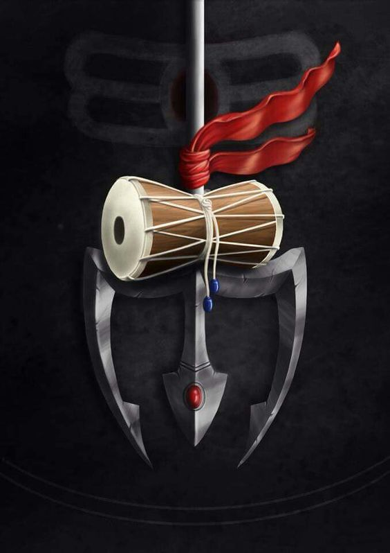 Lord Shiva Angry Wallpapers 3d Hd Lord Shiva S Trishul Trident And Damaru