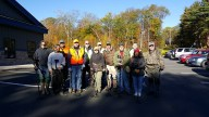 Pocono's hunt with PA club 2015