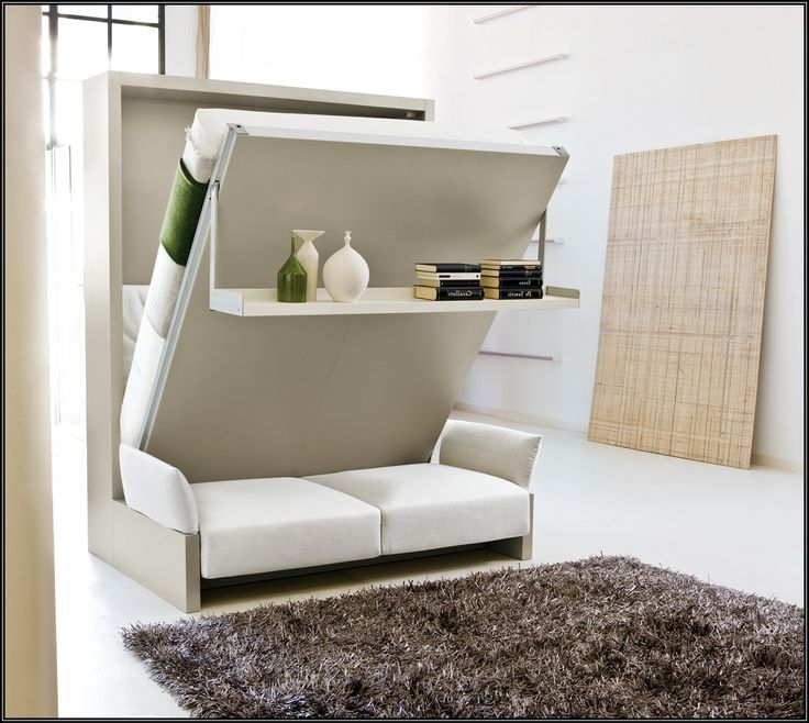 Schrankbett 140x200 Design 45 Unique And Crazy Murphy Bed Decorating Ideas > Detectview