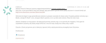 Sprawa Lutra... czyli moja polemika z Detektywem Prawdy!!! CyrylApostolPawel