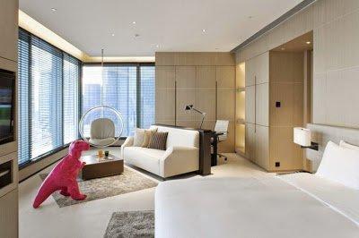 Desain Kamar Hotel Minimalis