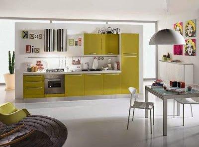 Model Desain Dapur Minimalis Modern