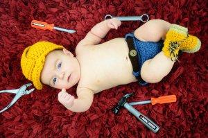 Nama Bayi Artinya Pekerja