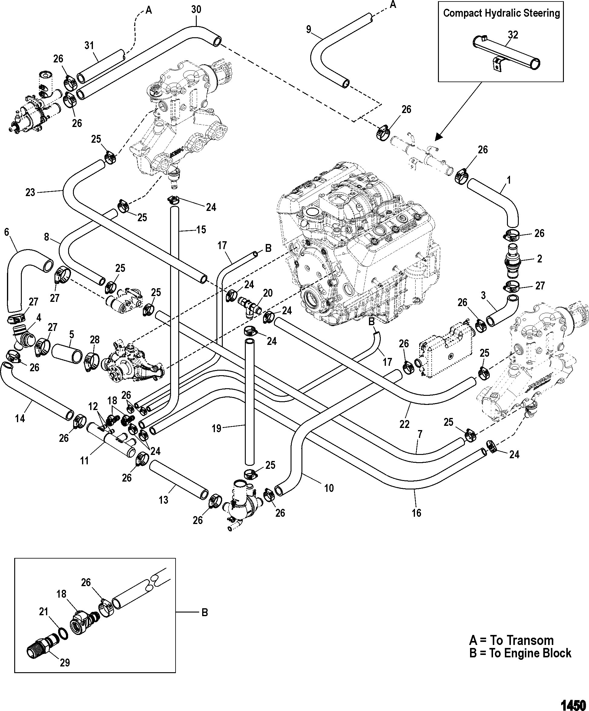 chevy 4 3l v6 engine diagram