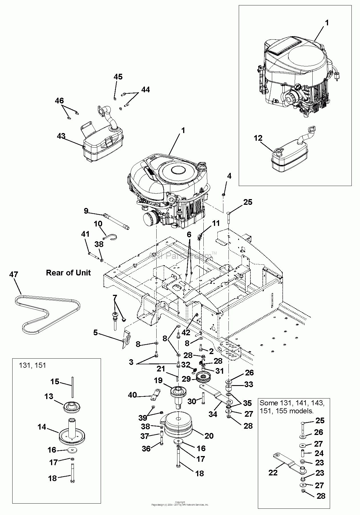 irrigation parts diagram