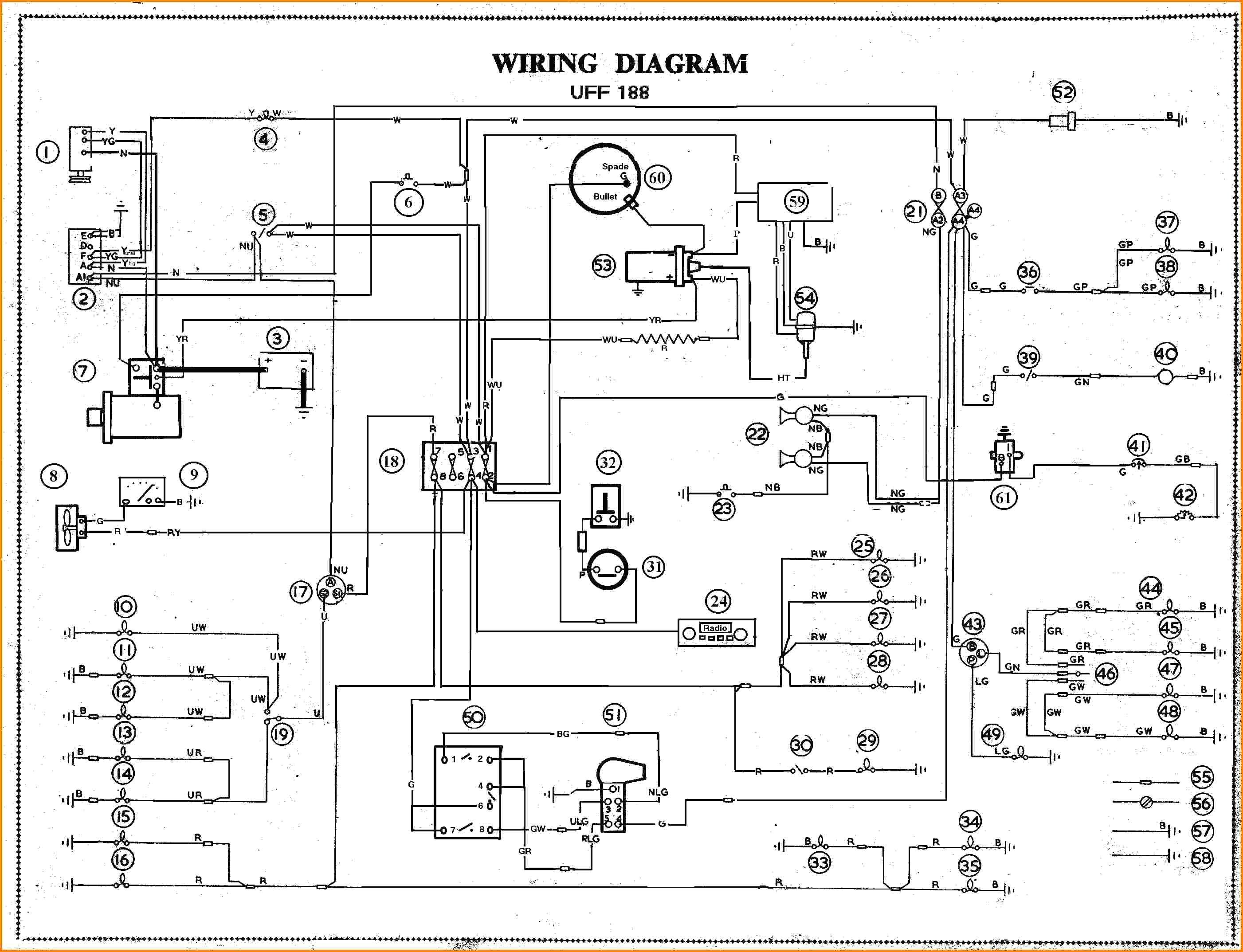 classic mini wiring diagram view diagram