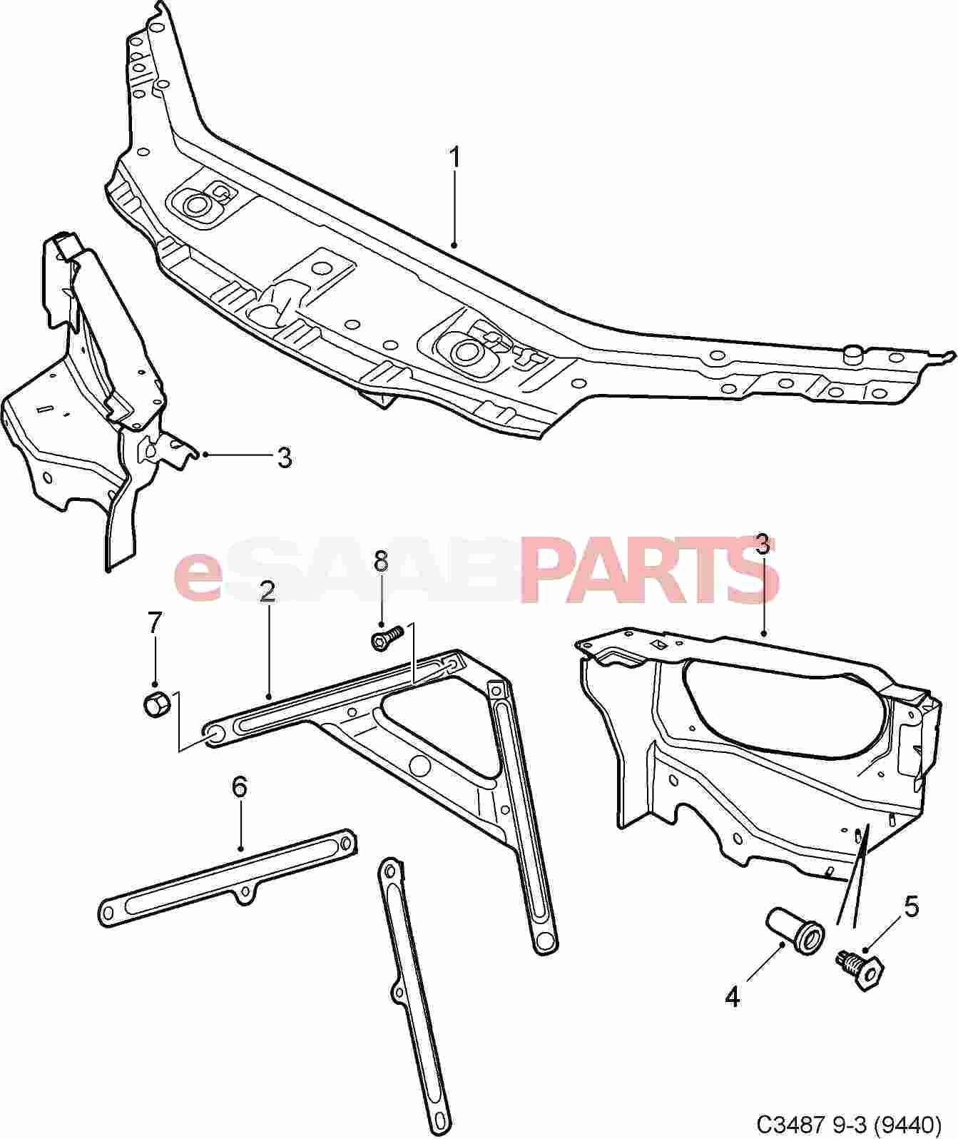 basic car parts diagram exterior exterior car door parts