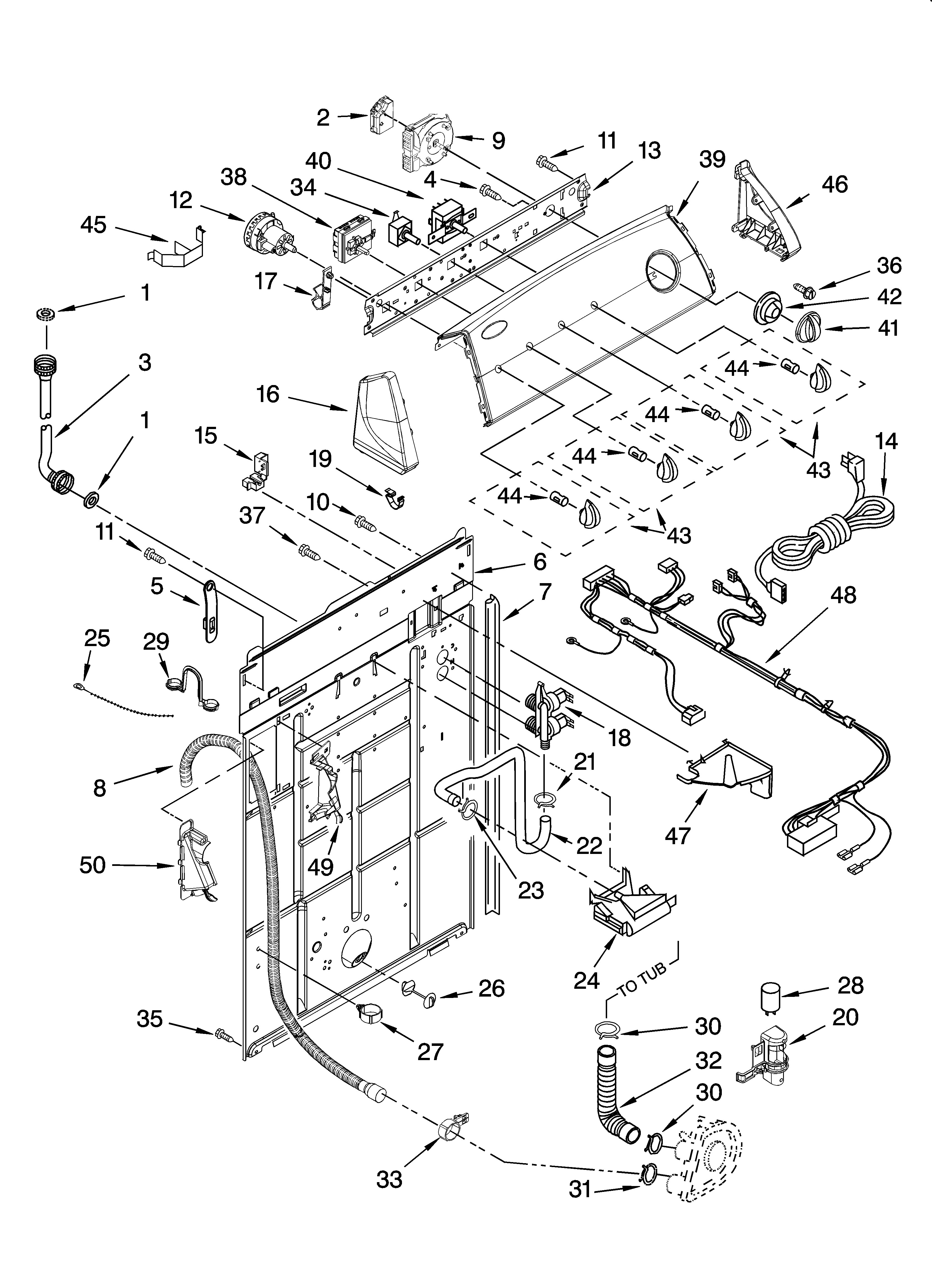 whirlpool parts whirlpool dryer parts diagram