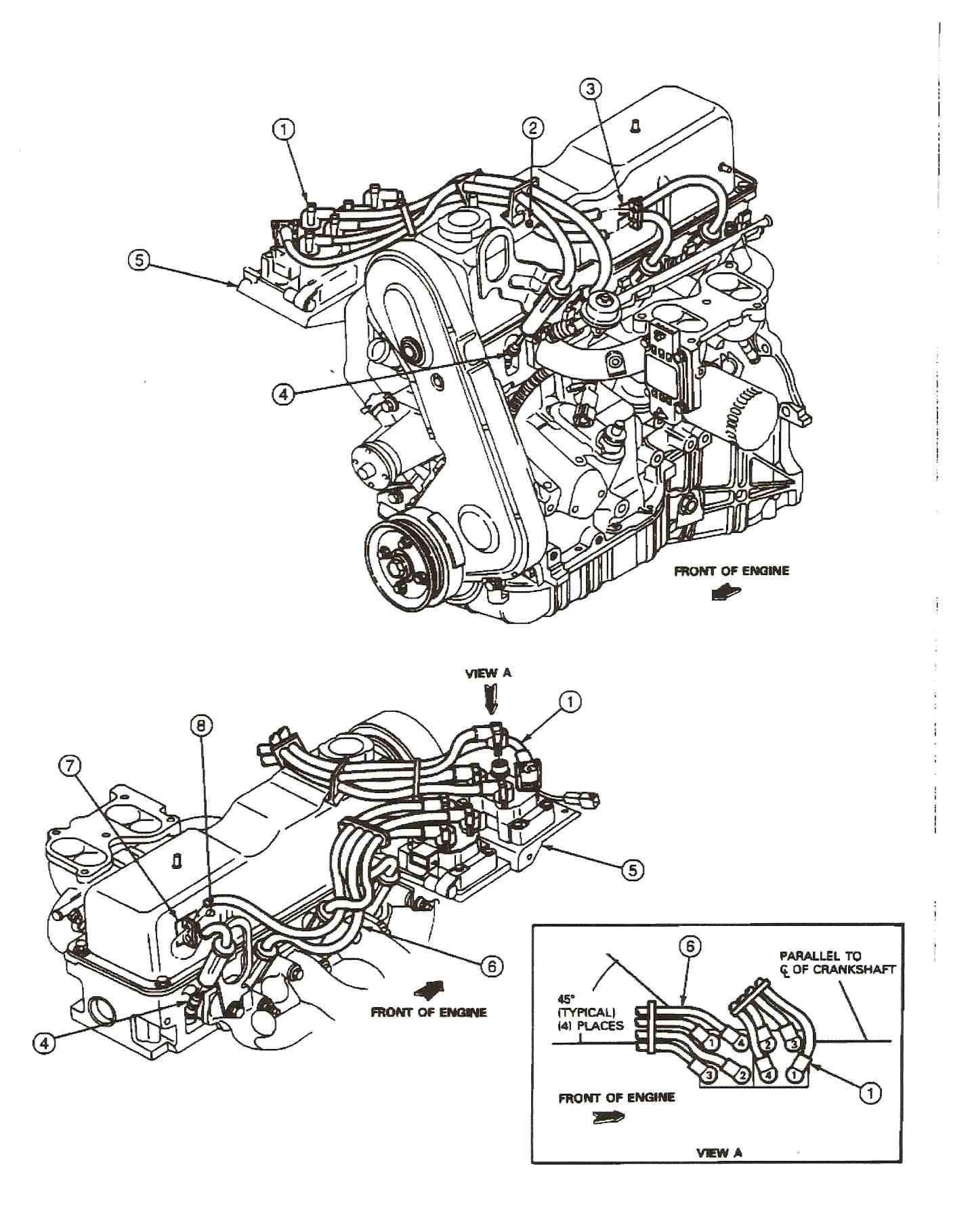 1998 mazda b2500 engine diagram on 2001 mazda b3000 parts