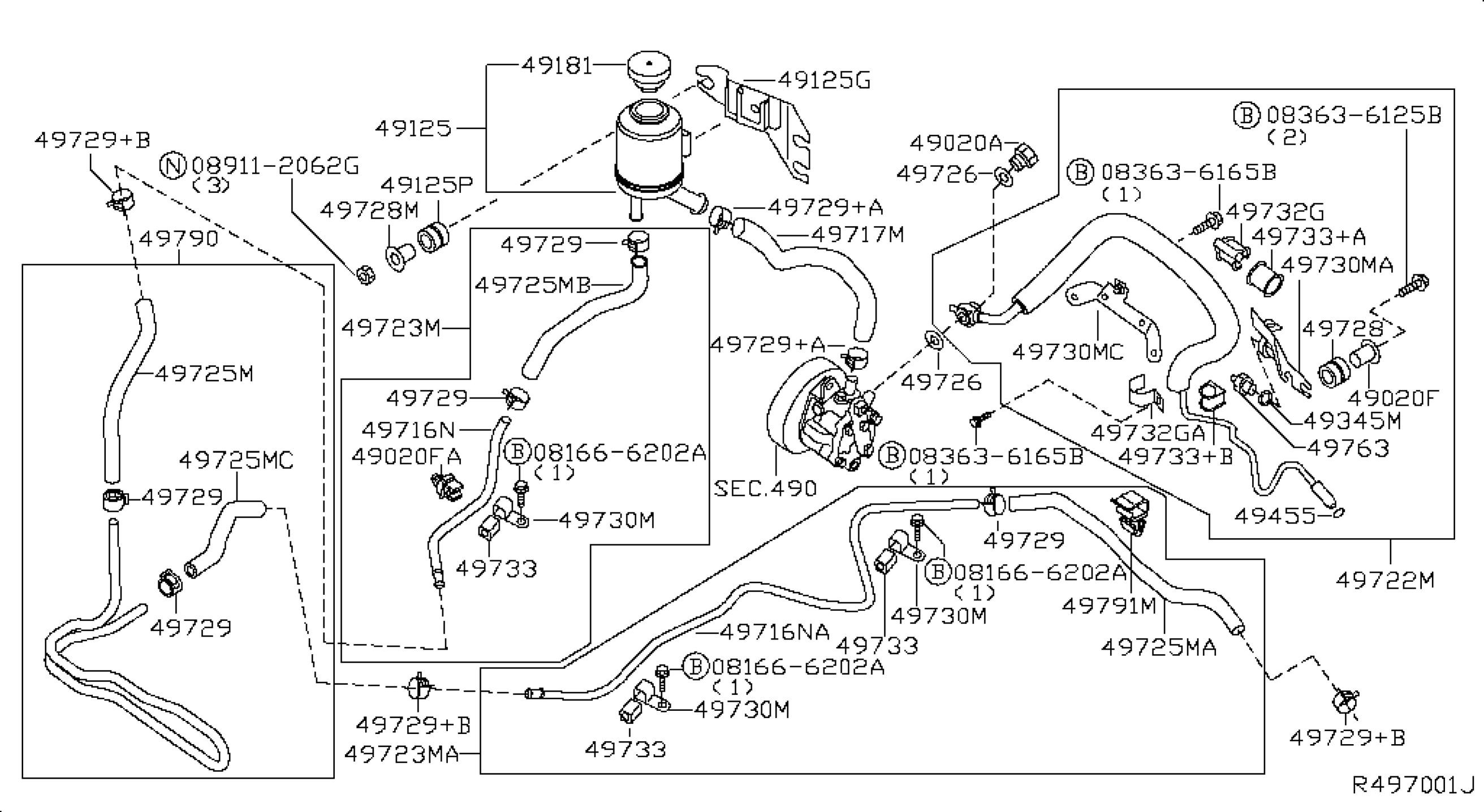 1999 nissan altima parts diagram