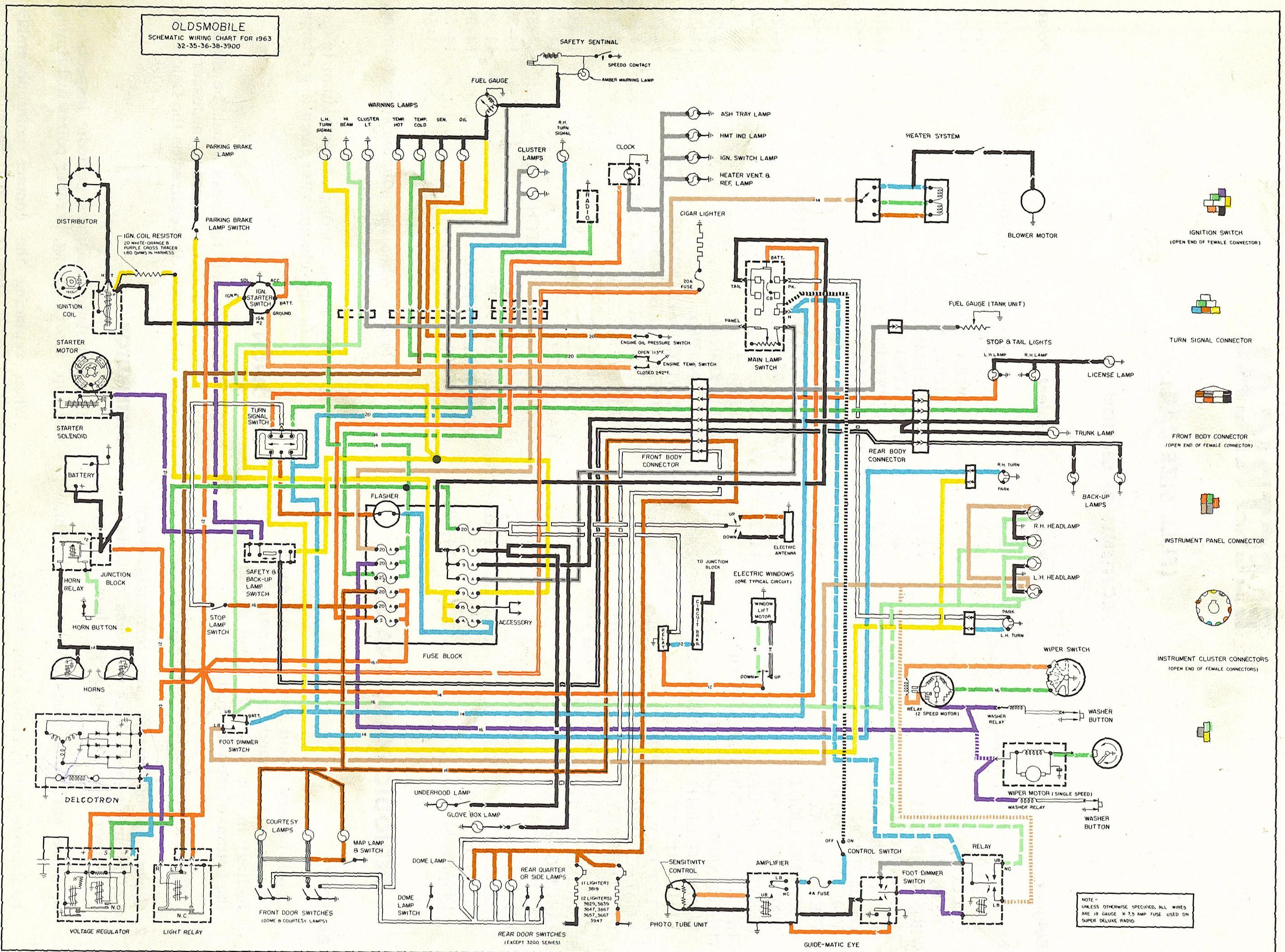 2002 oldsmobile intrigue wiring diagram