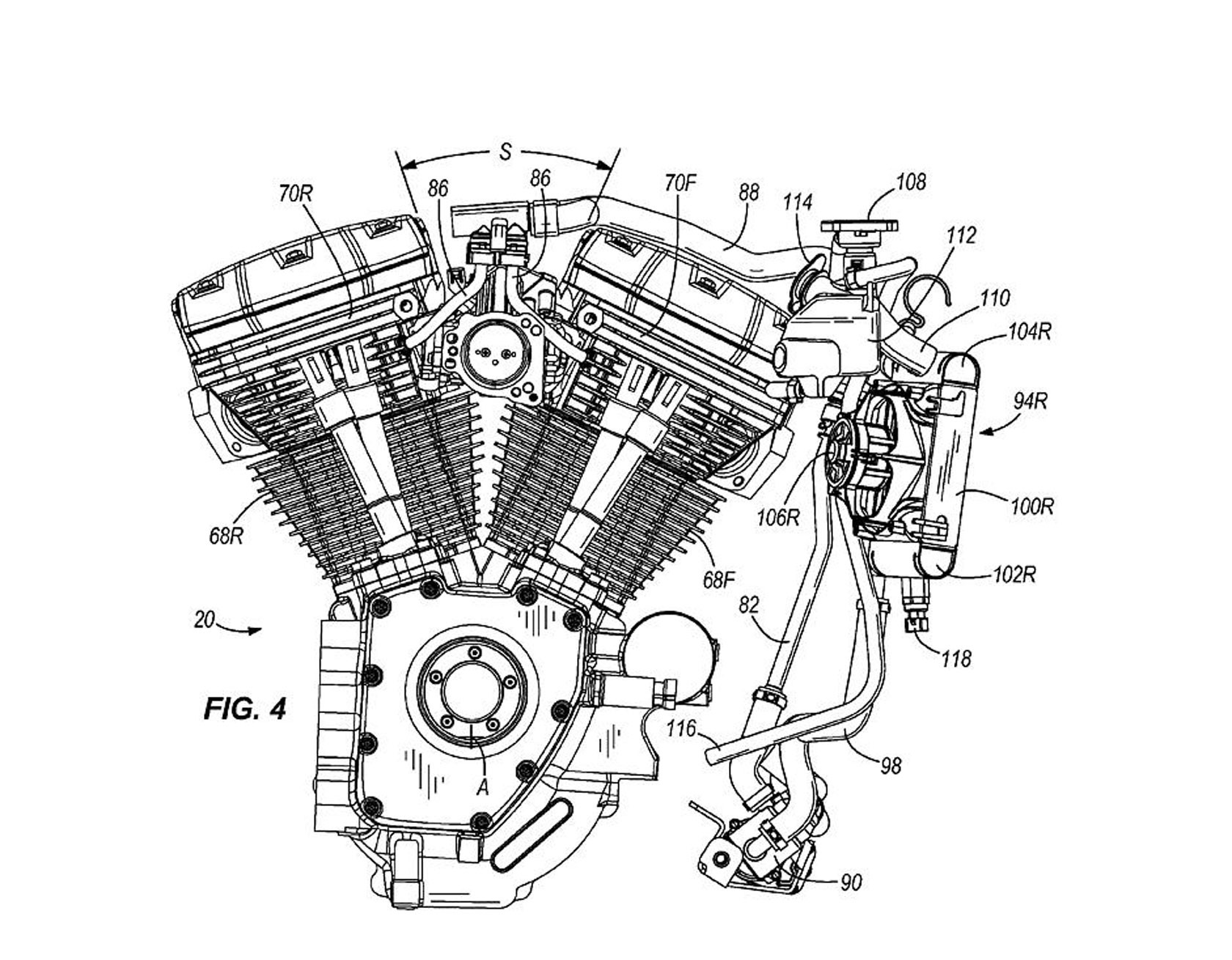 1340 evo engine diagram