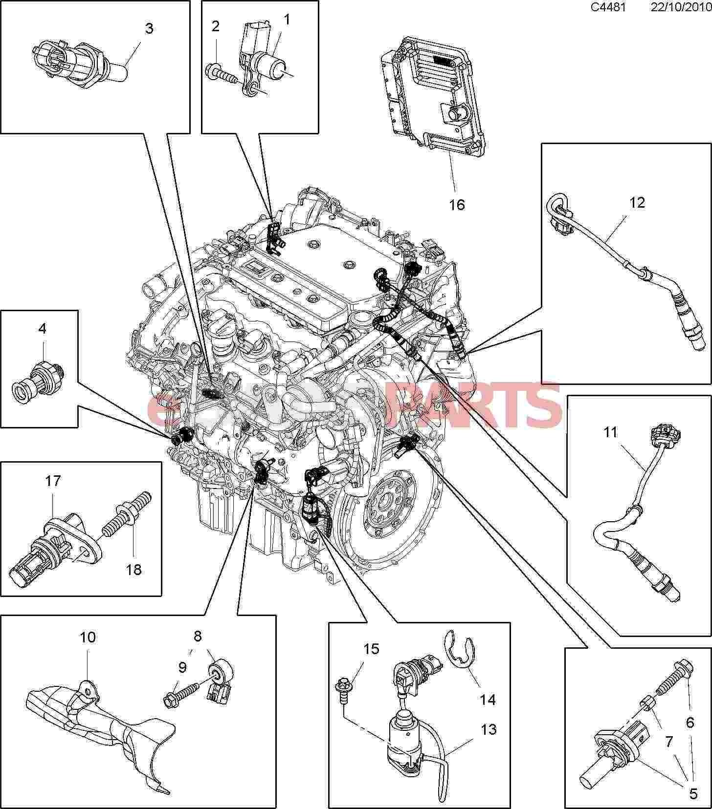 The Following Schematic Shows The 2007 Saab 97x 42l L6 ... on saab 9-3x, saab 9-6, saab 900i, saab 900se, saab 9 twin turbo, saab sonett 2, saab trailblazer, saab 9x7,