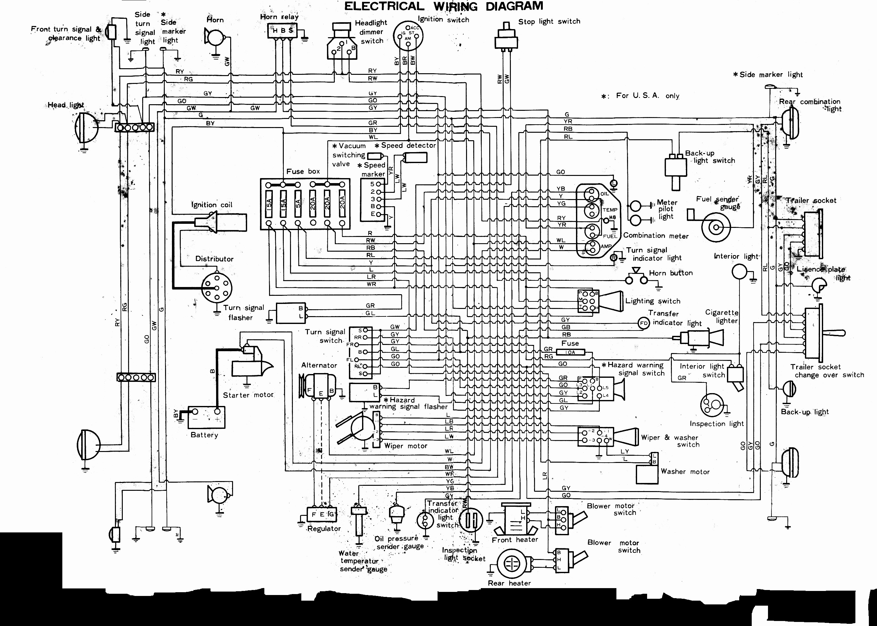 2003 Impala Dimmer Switch Wiring Diagram  57
