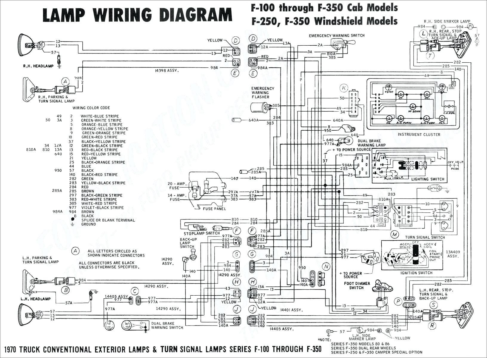 65 chevy truck turn signal wiring diagram