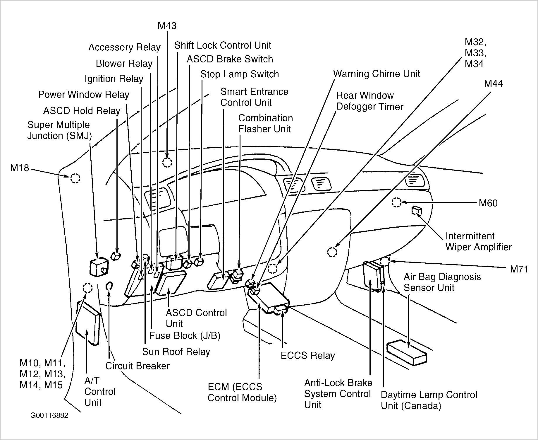 2007 nissan sentra Motor diagram