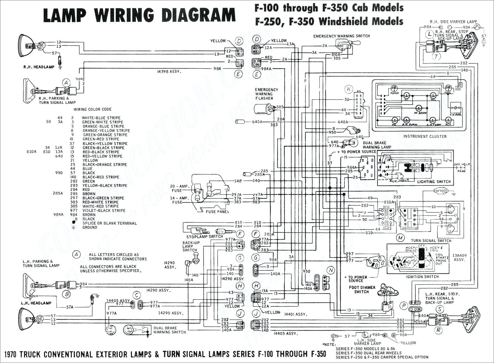 2004 f150 tail light wiring diagram