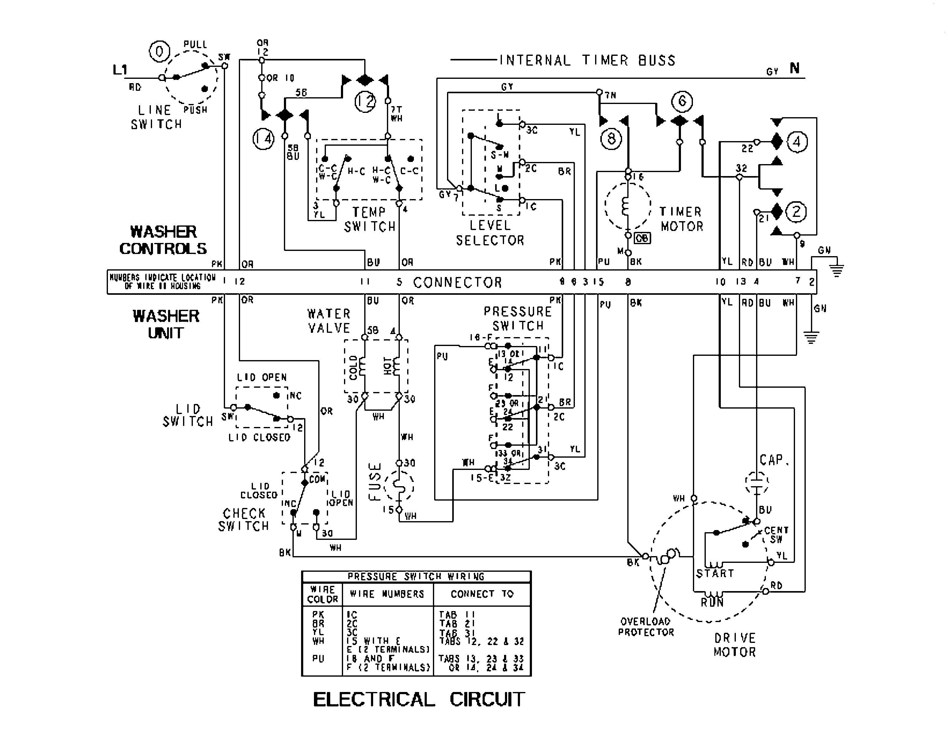 general electric furnace wiring diagram