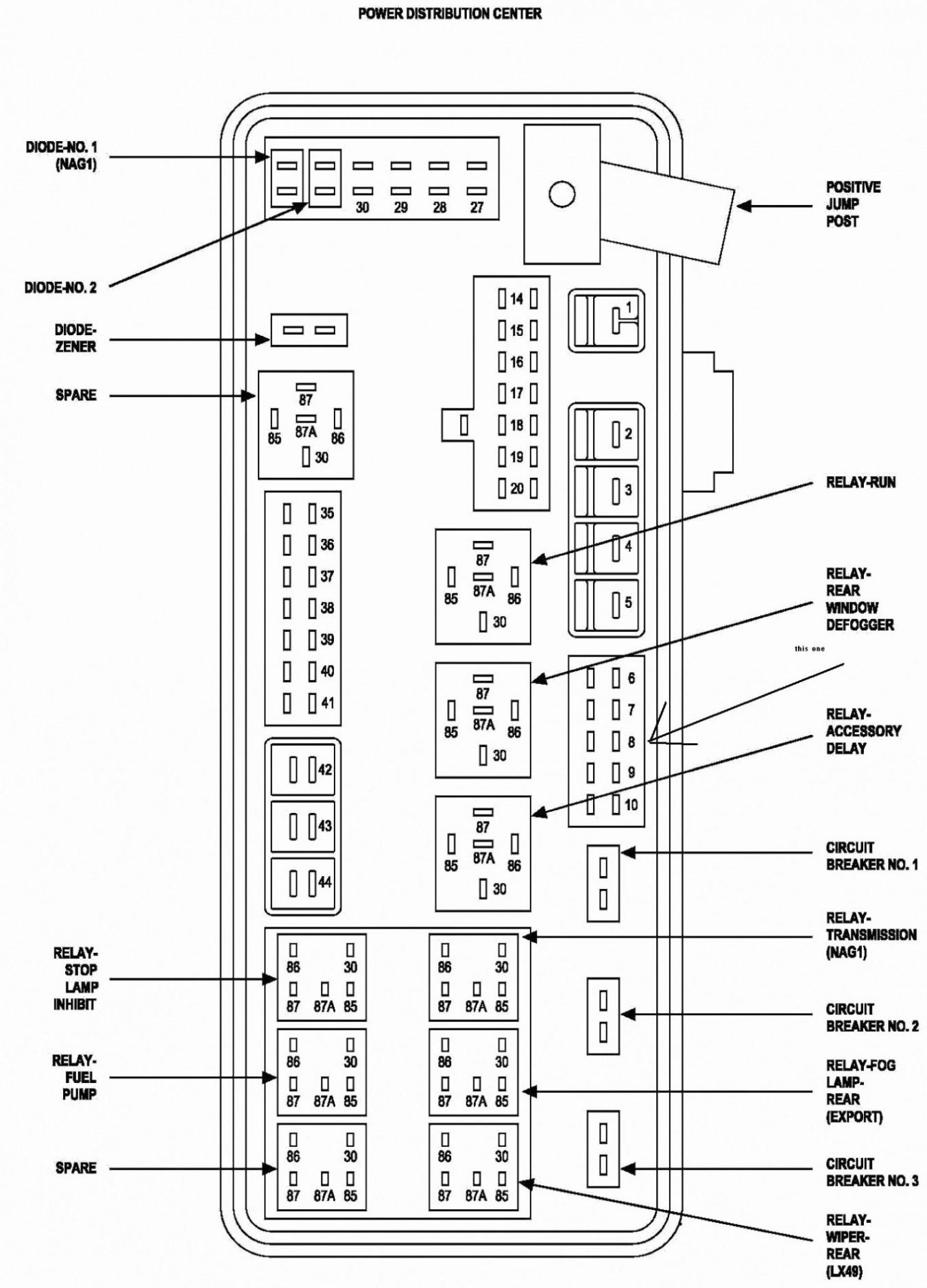fuse box diagram peugeot 207