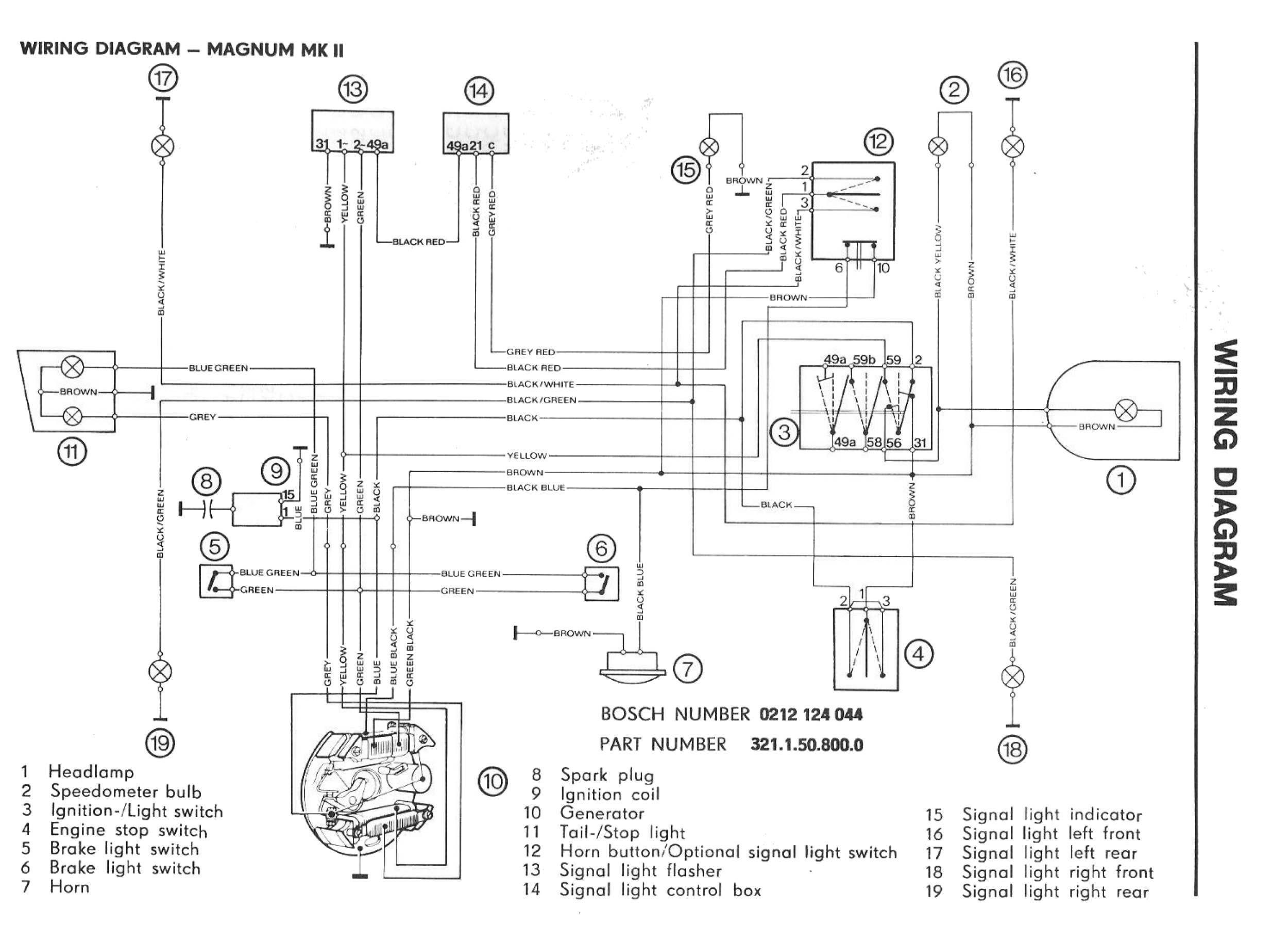 madami wiring diagram