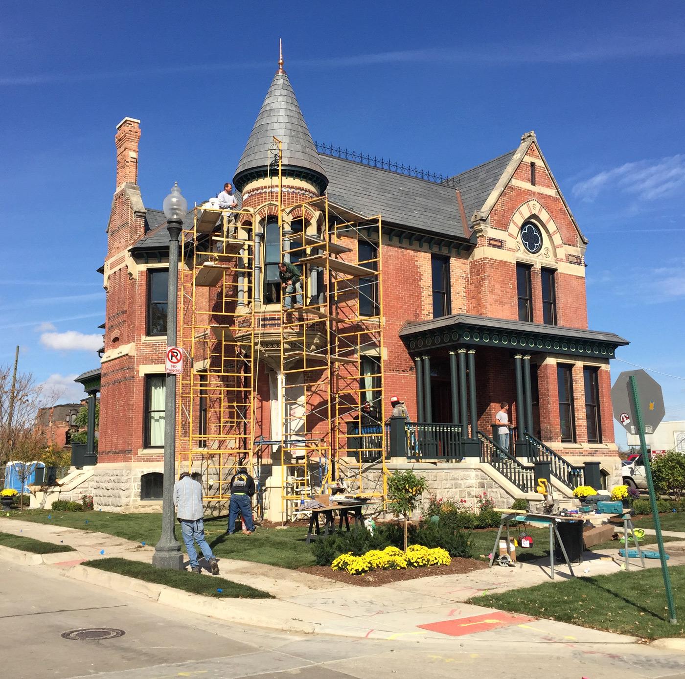 Fullsize Of Ransom Gillis House