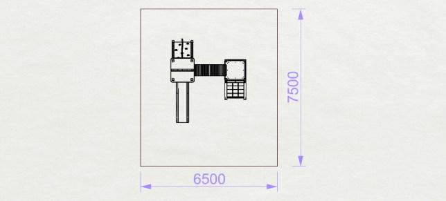 111044-10.1 - TEPLICE UNI - PŮDORYS
