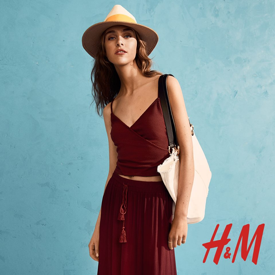 H&m Werbung H M Hennes Mauritz Gmbh Collection Spring Summer 2016