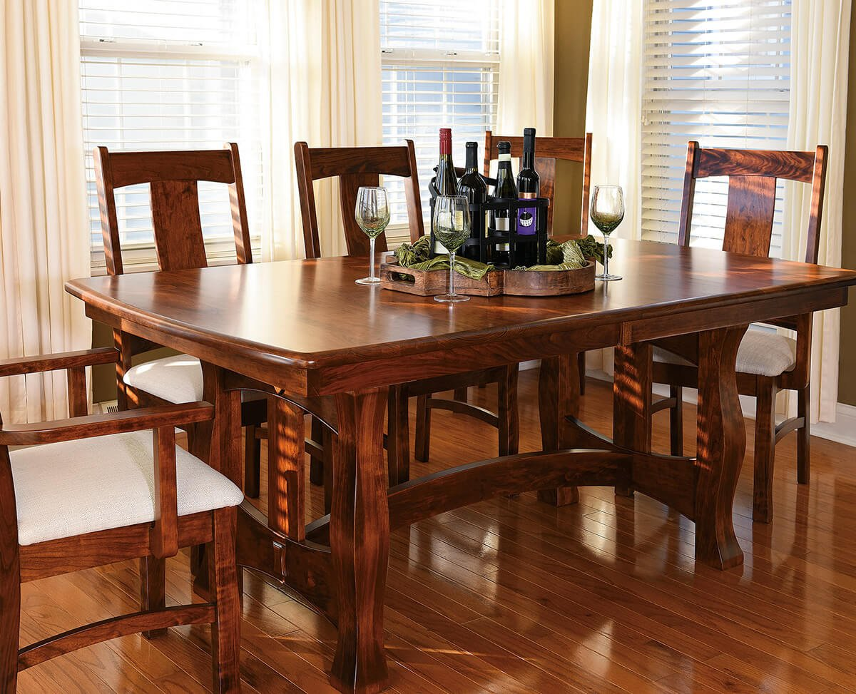 Lounche Dining Set Amish Rosemead Dining Set | Dining Room Sets | Deutsch