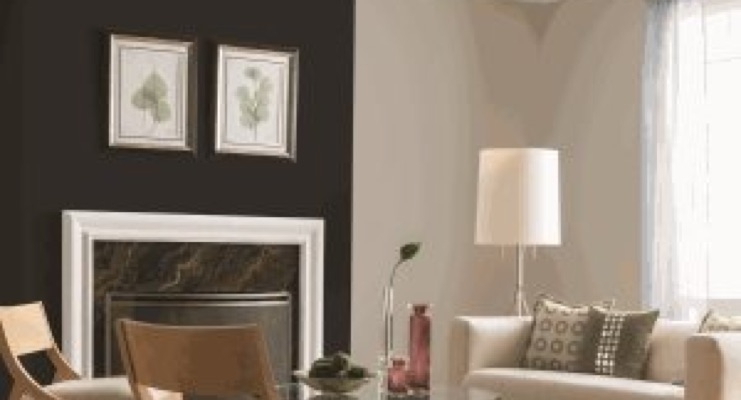 GLIDDEN Brand By PPG Names Deep Onyx 2018 Color Of The Year
