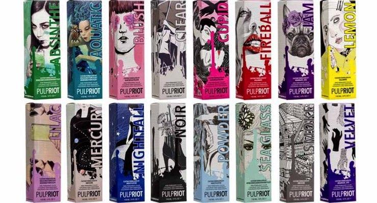 Hair Color Brand Pulp Riot Now Belongs To L\u0027Oréal - Beauty Packaging