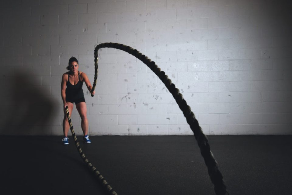 High Heels and Barbells: The Changing Psychology of Fitness
