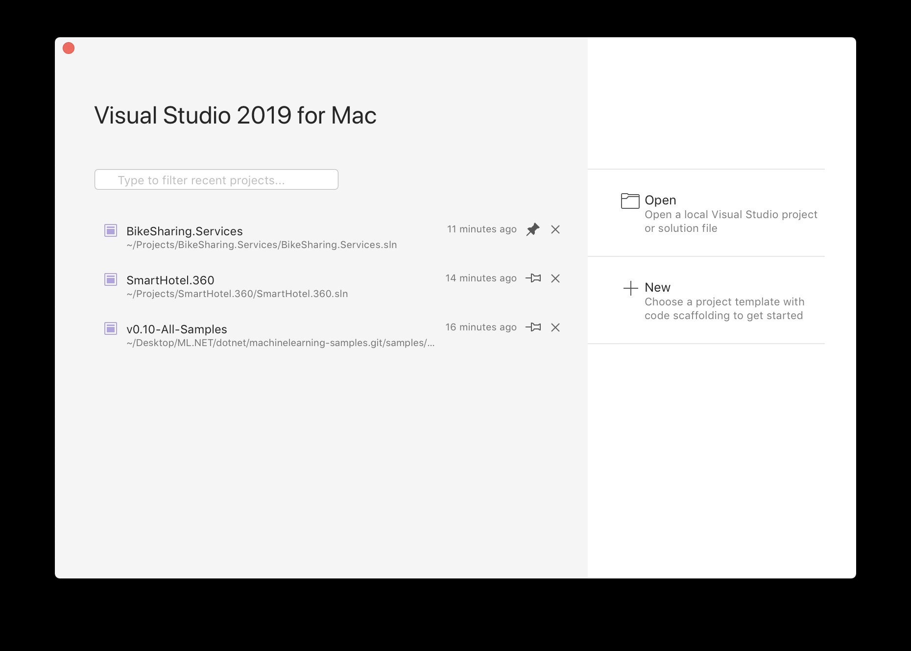Microsoft Office Mac Fr Visual Studio 2019 For Mac Is Now Available The Visual Studio Blog