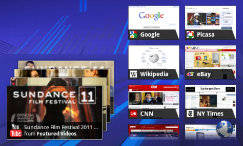 Google Android 3.0 Apps
