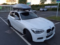 roof bars for m235i - updated: all fitted now - babybmw.net
