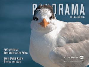 Panorama de las Americas, la revista de Copa Airlines