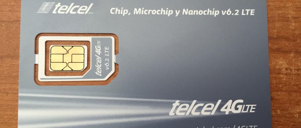 Chip Telcel