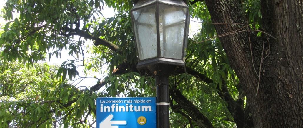Conexión Infinitum Movil