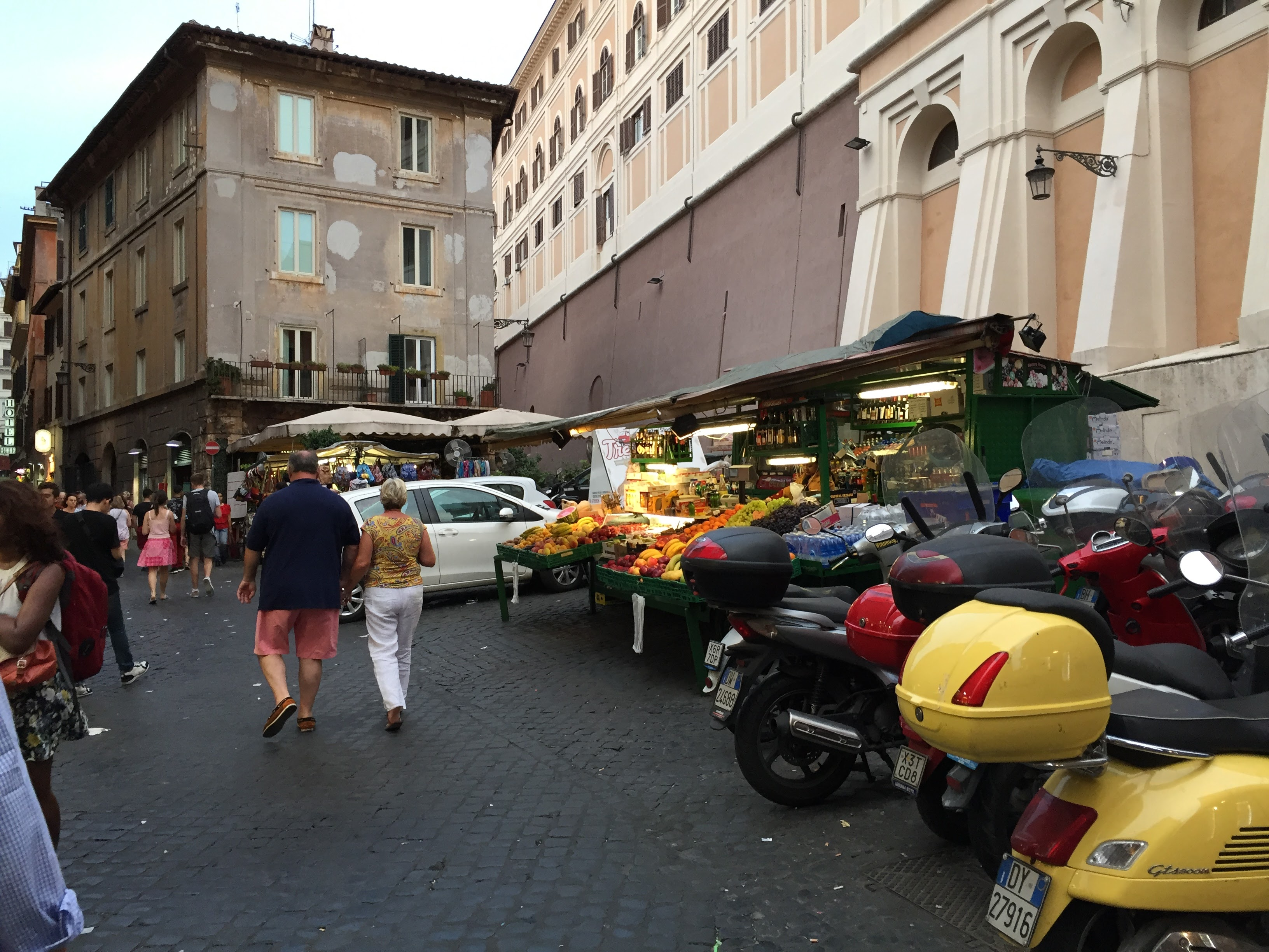 Callecitas de Roma.
