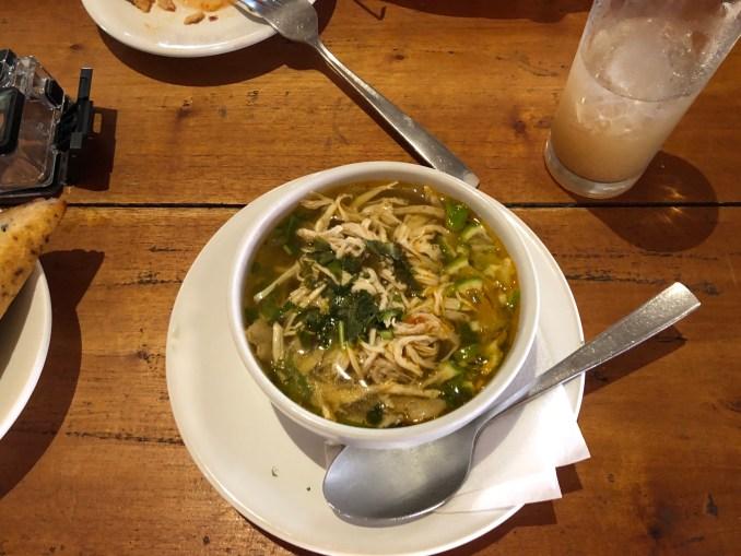 Sopa de lima