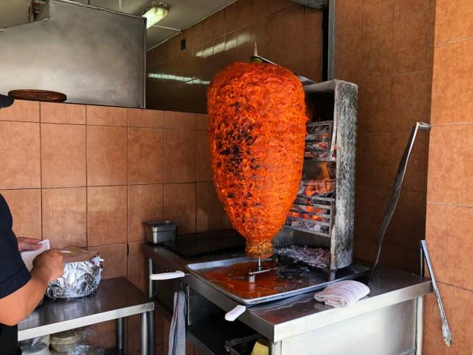 Tacos pastor